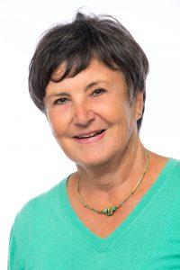 Emmi Seitz, 1. Vorsitzende FWG Birkenheide